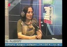 """""""ხაზის რადიო"""" 06.07.16 სტუდია ,გუთანის"""" და ჟურნალი ,,კარიბჭე"""" ახალი პროექტით"""
